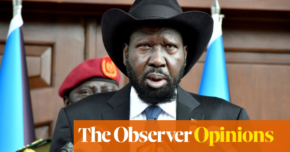 The light that failed: South Sudan's 'new dawn' turns to utter nightmare