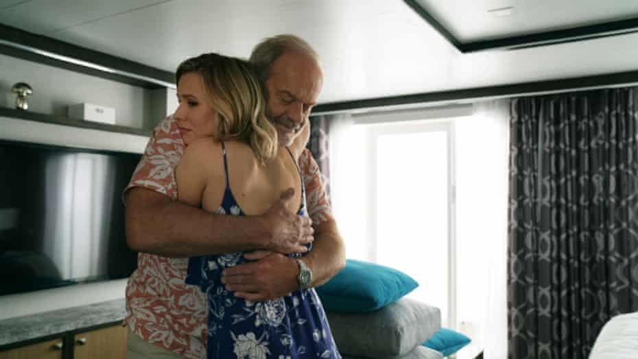 Kelsey Grammer and Kristen Bell in Like Father