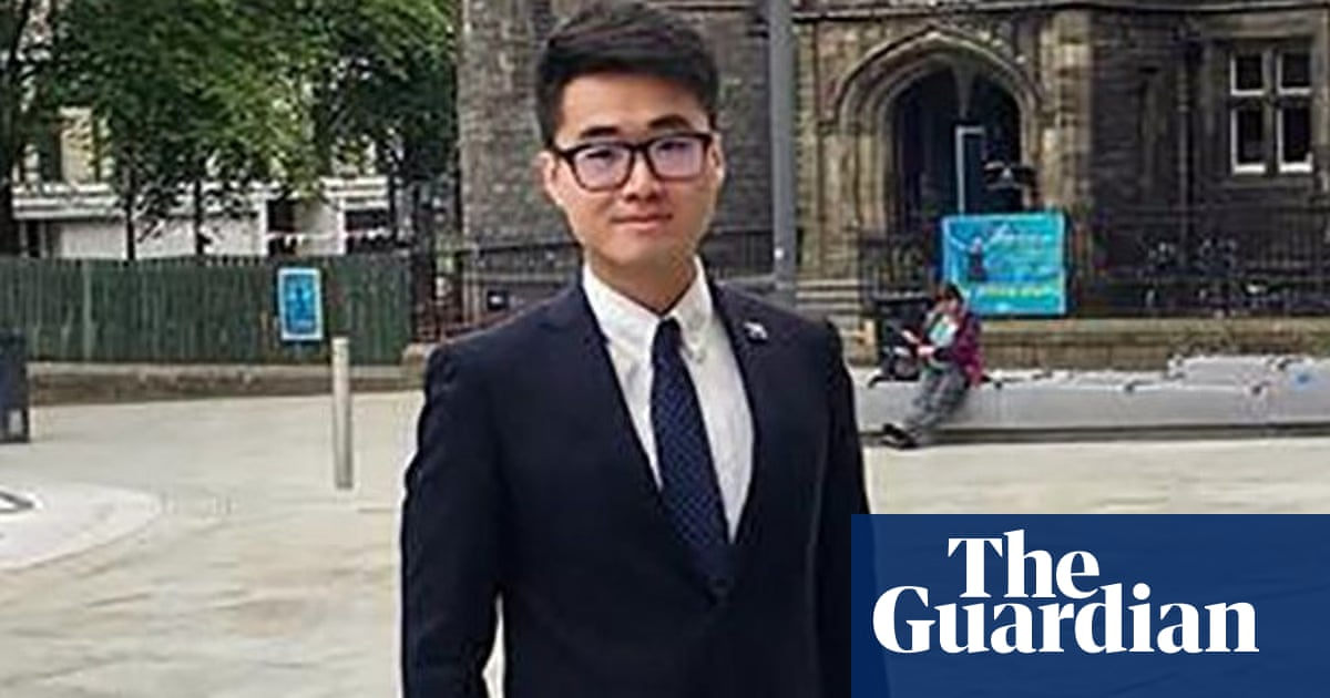 China's state media accuses worker at UK consulate 'of visiting prostitutes'