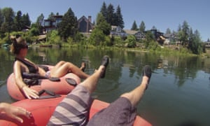 River Tubing in Bend