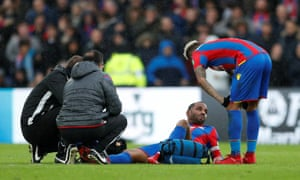 Jason Puncheon suffered cruciate knee ligament damage in the 0-0 draw with Manchester City.
