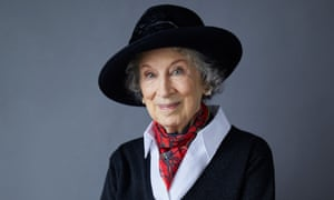 Margaret Atwood, shot in Toronto by The Guardian Weekend magazine