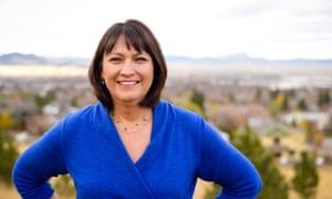 Denise Juneau.