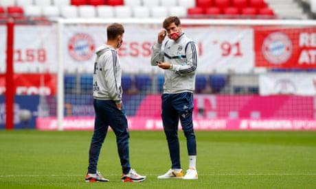 Bayern Munich v Fortuna Düsseldorf: Bundesliga – live!