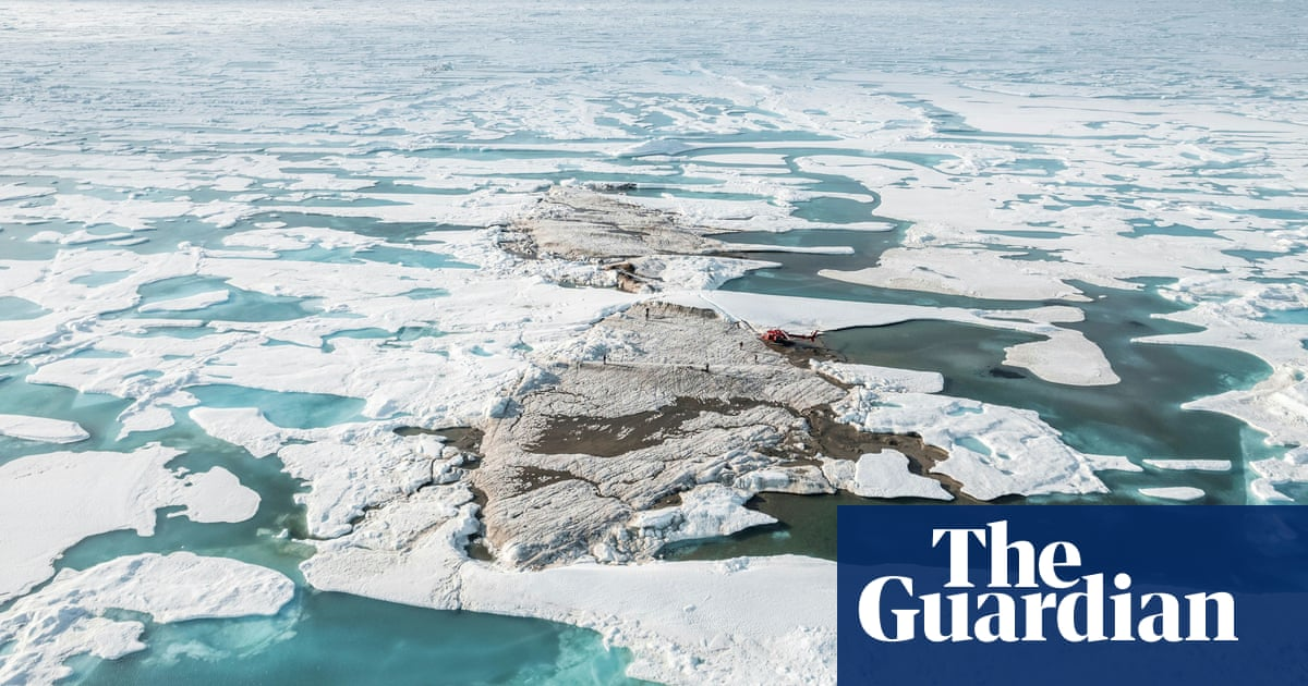Scientists discover 'world's northernmost island' off Greenland's coast