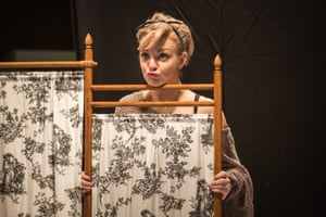 Sheridan Smith in rehearsals for Funny Girls at the Menier Chocolate factory