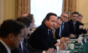 Cameron discusses mental health in the workplace with business leaders