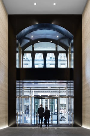 The restoration of 171 Collins Street in Melbourne received a six star Green Star rating.