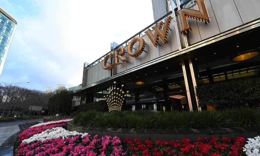 Crown Casino is Victoria's biggest single-site employer, with about 12,000 workers.