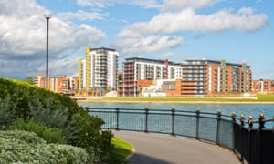 Centenary Quay, Woolston Southampton, Crest Nicholson regeneration