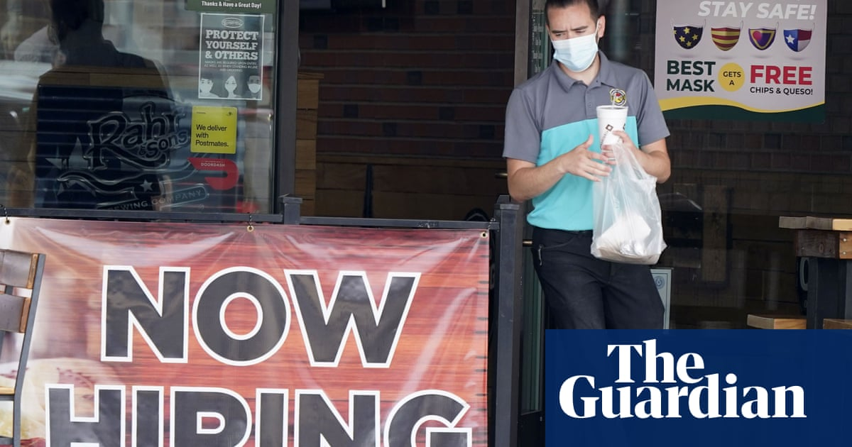 Millions of unemployed in US face hardship under Republican benefit cuts