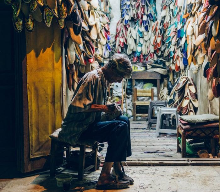Alive with artisans: Cairo's al-Darb al-Ahmar district – a