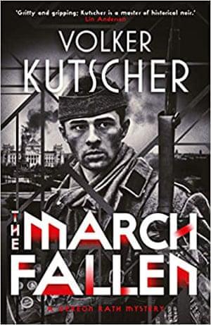 The March Fallen by Volker Kutscher