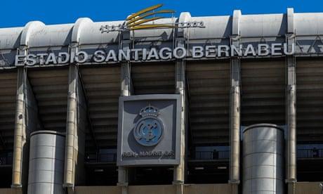 Real Madrid's stadium to be used in fight against coronavirus