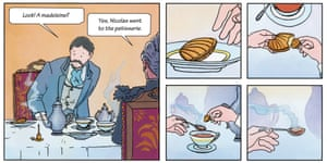 swanns way graphic novel