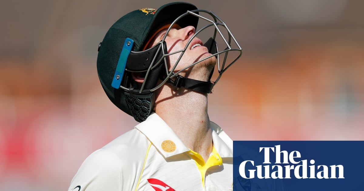 Weary Steve Smith is just for once unable to rise to the occasion | Geoff Lemon