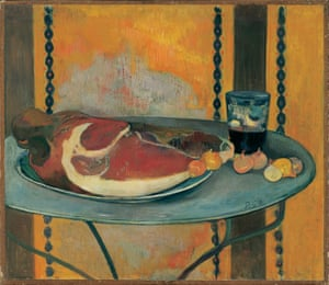 The Ham, 1889, by Gauguin.