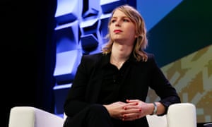 Chelsea Manning is on an international speaking tour