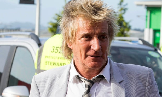 Rod Stewart charged over alleged altercation at Florida resort