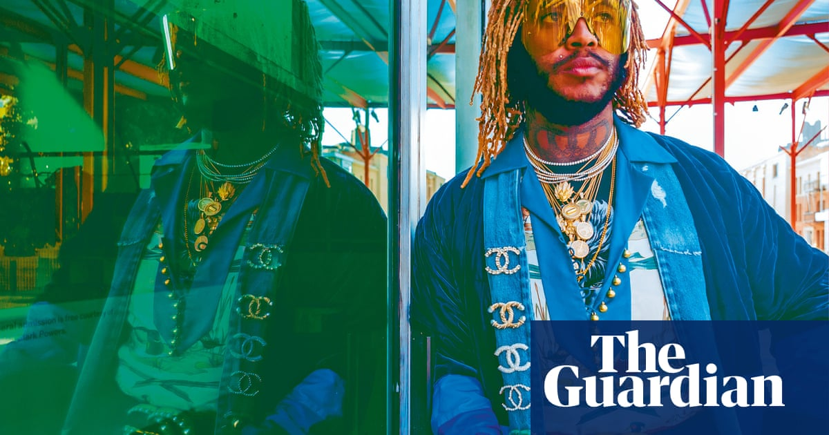 Thundercat: I was always that guy missing a shoe, covered in blood