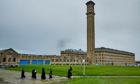 Lister's Mill was the largest silk factory in the world, and has since been redeveloped as part of Bradford's regeneration plans.