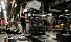 Nissan UK investmentFile photo dated 12/01/12 of workers at Nissan working on the Qashqai in Sunderland as the car giant is investing £100 million in the factory on building a new generation of one of its models, securing thousands of jobs.