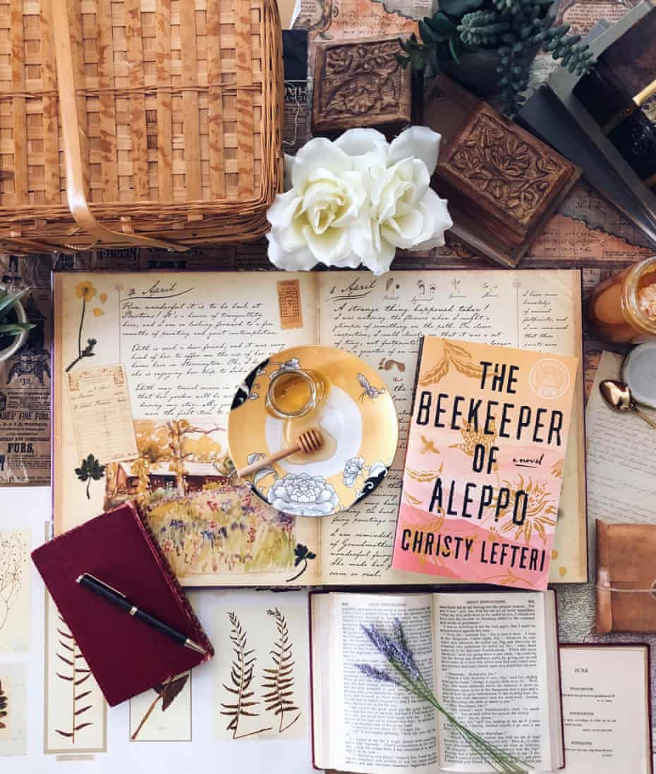 The bookstagram tag has been used on over 35 million Instagram posts, and the more popular bookstrammers have upwards of 100,000 followers.