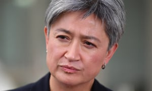 Labor's foreign affairs spokeswoman Penny Wong India's Covid horror is 'an extraordinarily deep crisis'.