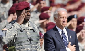 Lloyd Austin led US and coalition troops in Iraq while Biden was vice-president.