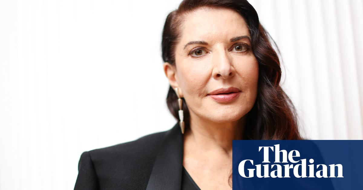 Marina Abramović: 'I am not interested in small questions