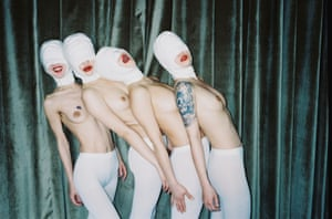 Ballet Girls 2013 by Lin Zhipeng All images: courtesy of the artist and gallery