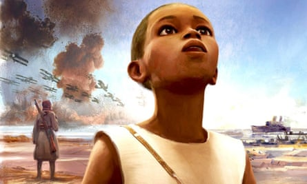 'Engrossing': Simon Rouby's West African first world war animation, Adama.