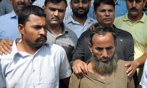 Subhash Jangir and Maulana Ramzan, who are from Rajasthan, were planning to meet the Pakistani diplomat at the zoo, police said.