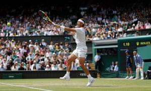 Nadal returns to Sousa.