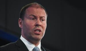 Australian energy minister Josh Frydenberg