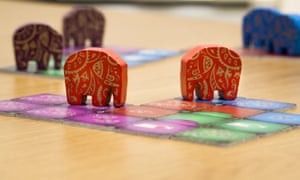 Indian-themed tile-laying game Kerala is a simple and addictive puzzle.