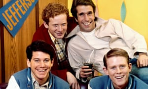 An episode of Happy Days from 1974.