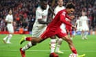 Liverpool produce the goods on Champions League tribute night | Barney Ronay
