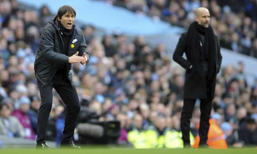 Antonio Conte was not happy about comments made by Jamie Redknapp and Gary Neville. 'The pundit has to use the head to understand when you speak about tactics,' he said.