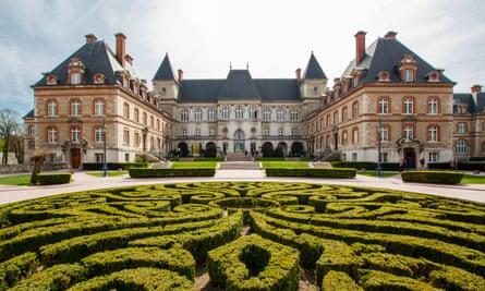 The Cite Internationale Universitaire de Paris.