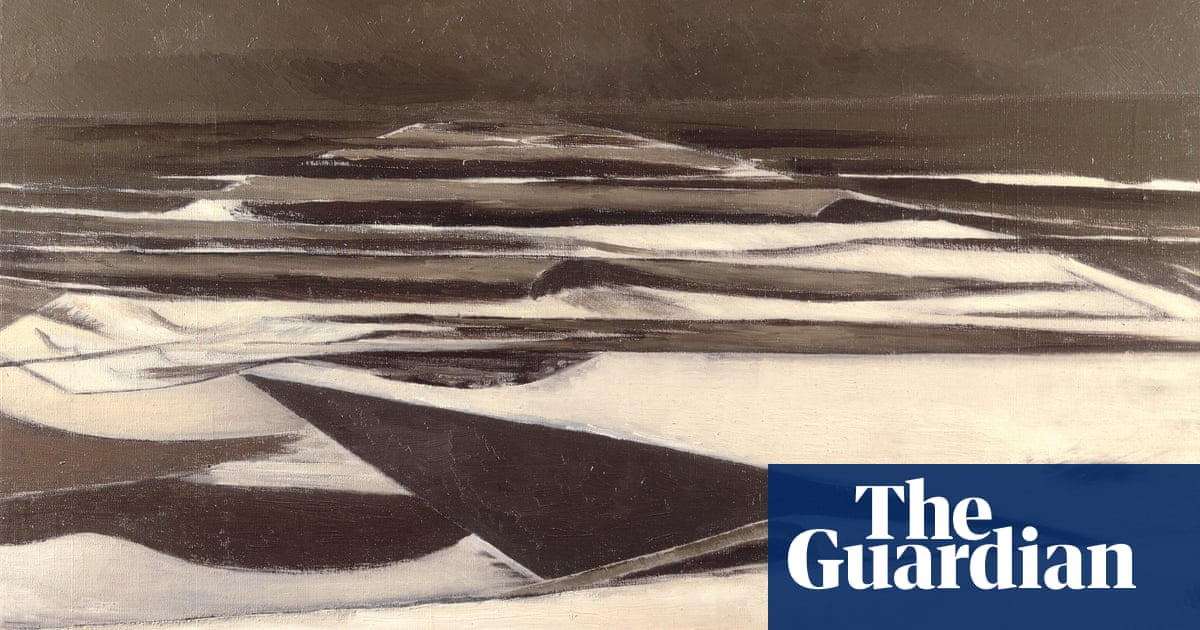 Paul Nash's Winter Sea: the natural cycle of life and death