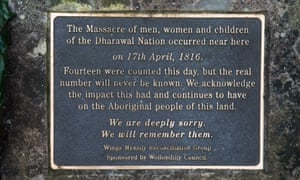 A memorial plaque at Cataract dam