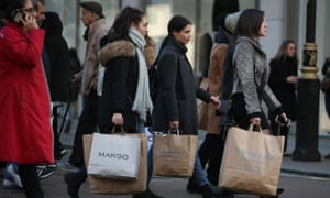 UK retail sales were up by 2.3% in April.