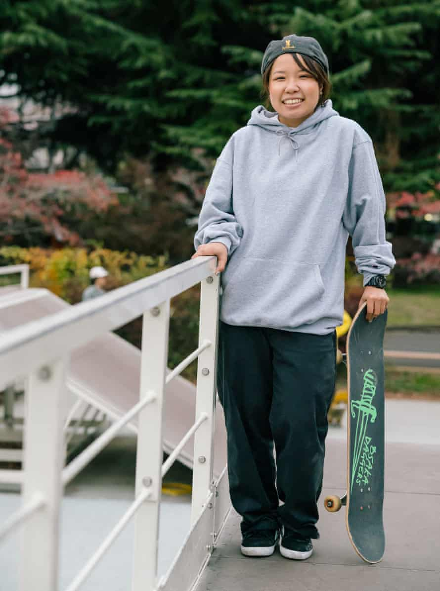 """Japanese skateboarder and videographer, Yuri Murai, has been filming women's skateboarding for over a decade and has released three feature length skate films with her crew, """"Joy and Sorrow"""""""