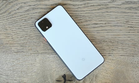 Google's Pixel 4 XL has a 90Hz screen, but only 6GB of memory and no expandable storage.