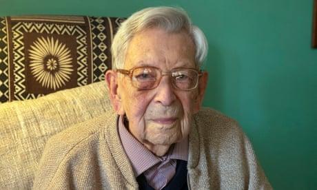 World's oldest man dies in Hampshire aged 112