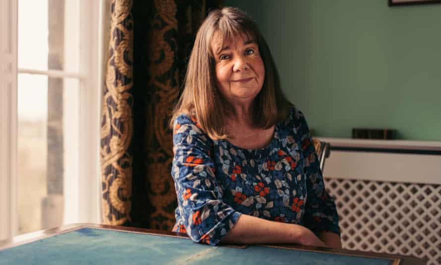 Julia Donaldson in Edinburgh 2020