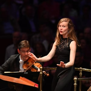 One of the most electric conductors of our generation: Mirga Gražinytė-Tyla at the 2017 Proms.