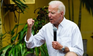 'CornPop was a bad dude and he ran a bunch of bad boys,' Democratic presidential hopeful Joe Biden has said of 1962 incident.