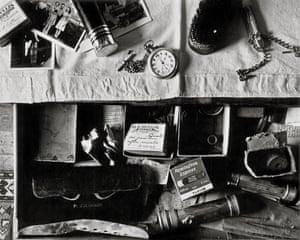 Dresser Drawer, Ed's Place, Norfolk, Nebraska, 1947